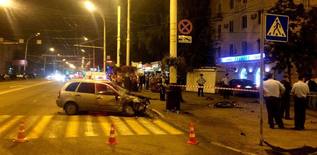 Известны подробности трагического ДТП в центре города