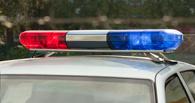 Полицейские попали в аварию в центре Тамбова