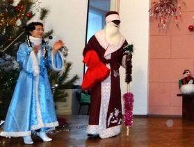 Иностранцы побывают в Тамбове Дедом Морозом и Снегурочкой