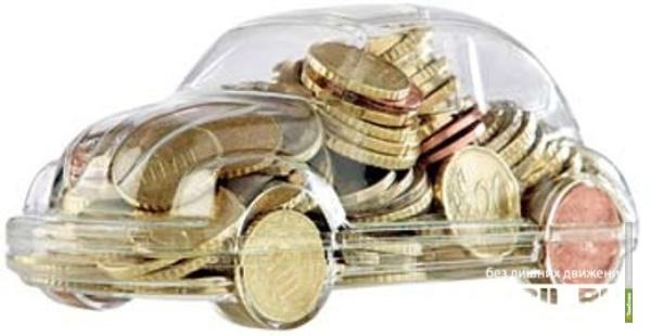 Тамбовские автолюбители задолжали в казну почти 115 миллионов рублей