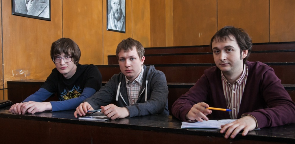 Создатели «Реальных пацанов» запускают новый сериал «Филфак» на ТНТ-Тамбов