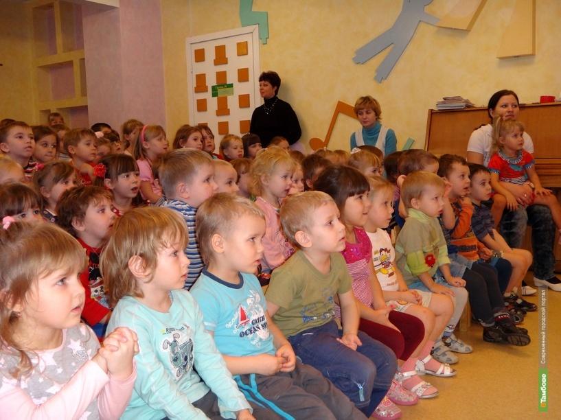 Три тамбовских детсада вернут малышам