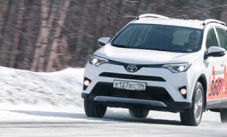 Утяжеление: есть ли смысл в дизельном Toyota Rav4?
