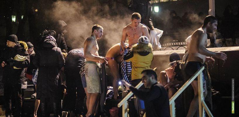 Крещенские купания для тамбовчан сделают максимально удобными