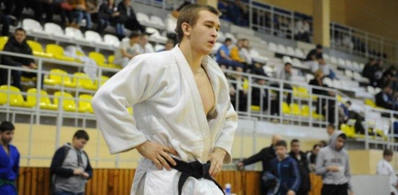 Виталий Плешаков привез «бронзу» со студенческого чемпионата России по дзюдо