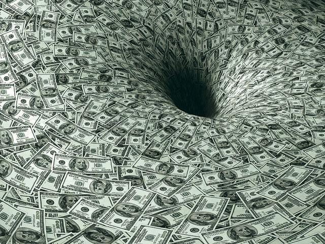 Минфин: до апреля из России уйдут 30 млрд долларов