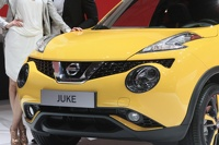 Nissan Juke пережил еле заметный рестайлинг