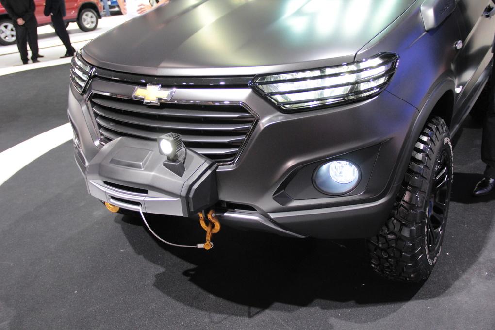 Нерусь: смотрим в глаза новому поколению Chevrolet Niva