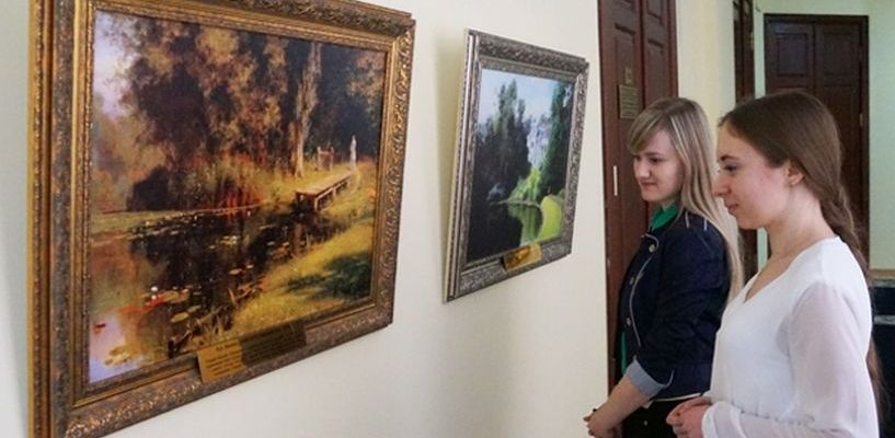 Студентов Державинского будут приобщать к шедеврам русской живописи
