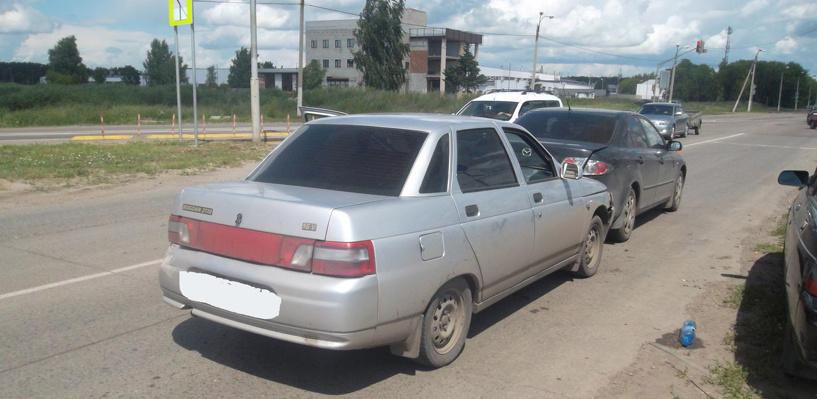 В результате ДТП в Рассказово погиб 40-летний водитель