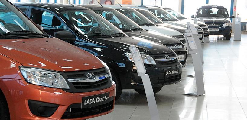 В Росcии вырос спрос на отечественные автомобили
