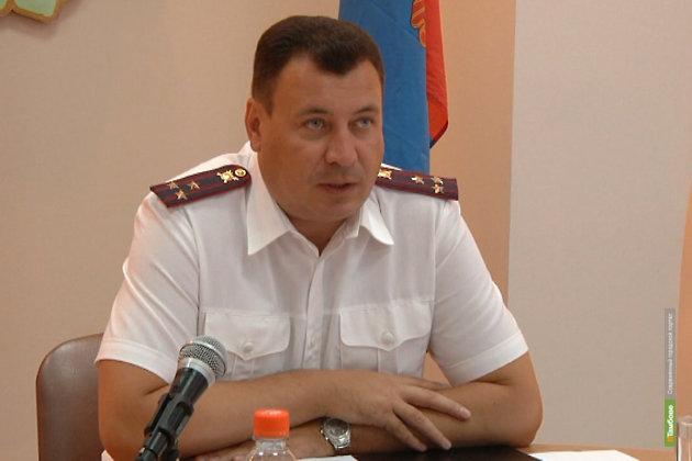 Тамбовский полковник полиции переезжает в Восточную Сибирь