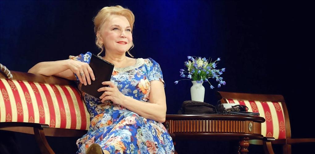 Наталья Захарова познакомилась с тамбовским зрителем