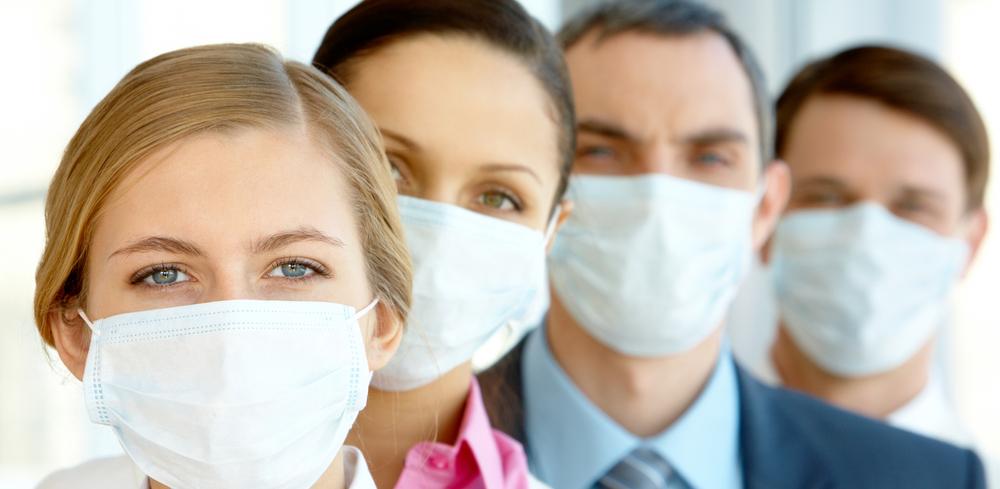 С начала года тамбовчане реже болели гриппом и пневмонией