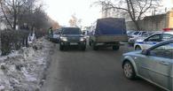 Внедорожник сбил женщину в центре Тамбова