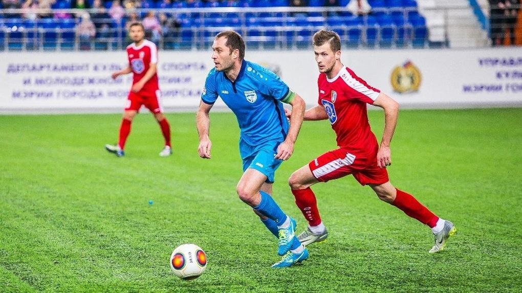 В двух шагах от Премьер лиги! ФК «Тамбов» обеспечил себе участие в «стыковых матчах»
