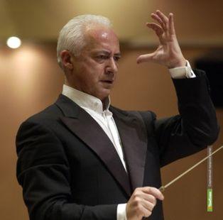 Владимир Спиваков встанет у руля Тамбовского симфонического оркестра