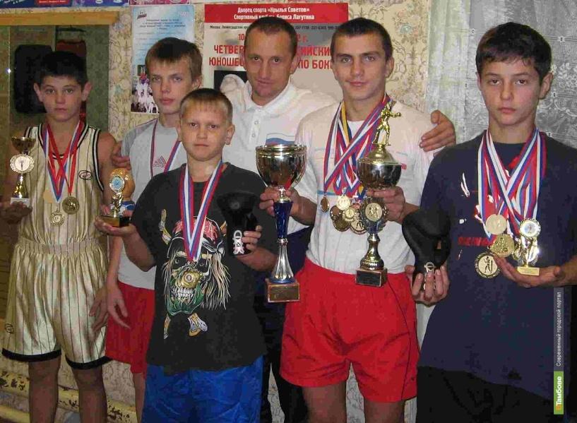 В Тамбов на областной турнир по боксу съедутся спорсмены из ЦФО и Украины