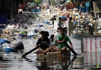 Число жертв наводнения в Таиланде выросло до 500 человек