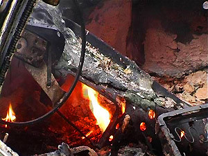 Тамбовчане спалили 4 автобуса