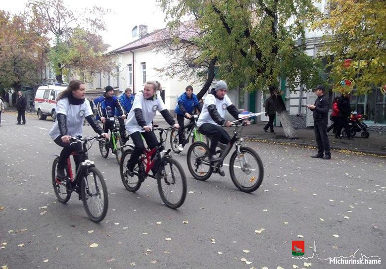 Мичуринцев приглашают на праздничный велопробег