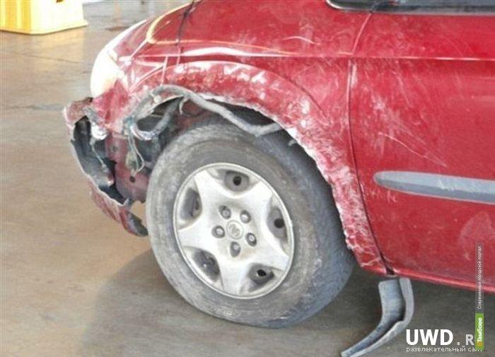 На севере Тамбова хулиган изуродовал 29 машин