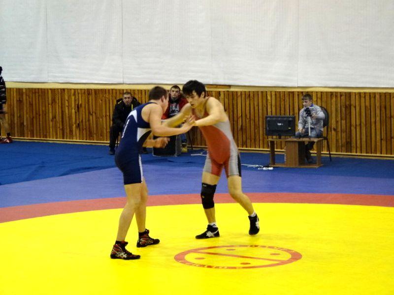 Тамбовчане привезли из Рязани 3 медали по греко-римской борьбе