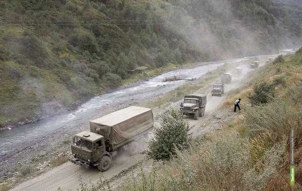 Тамбовские СОБРовцы попали под обстрел в Дагестане