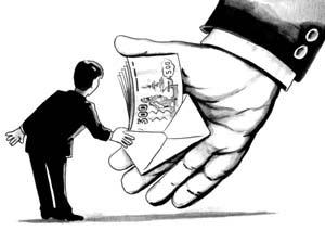 Чиновница «обдурила» тамбовчан на 150 тысяч рублей