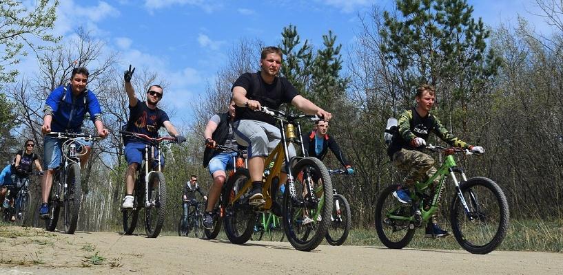 Велобудущее Тамбова вызвало активное обсуждение на открытии велосезона