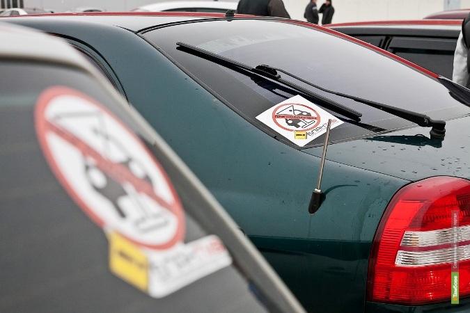 Тамбовские автолюбители поддержали автопробег против употребления алкоголя за рулем