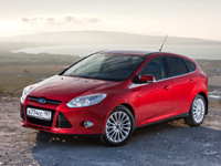 В следующем году автомобили Ford Focus подорожают