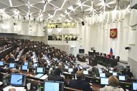 Совет Федерации стремительно одобрил закон о митингах