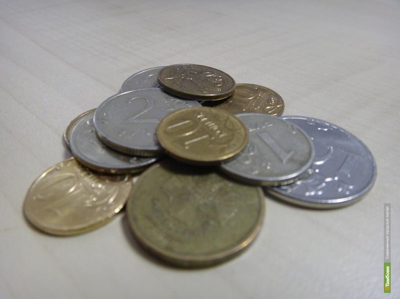 В ноябре вовремя не получили зарплату 882 тамбовчанина