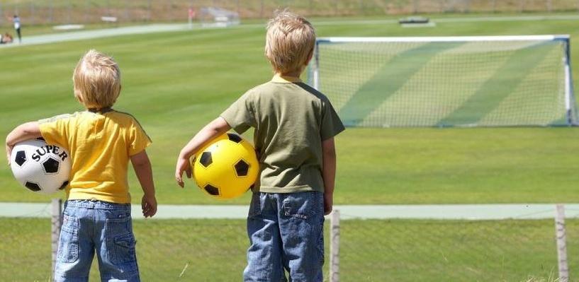 В Тамбове проводится набор детей в футбольную секцию
