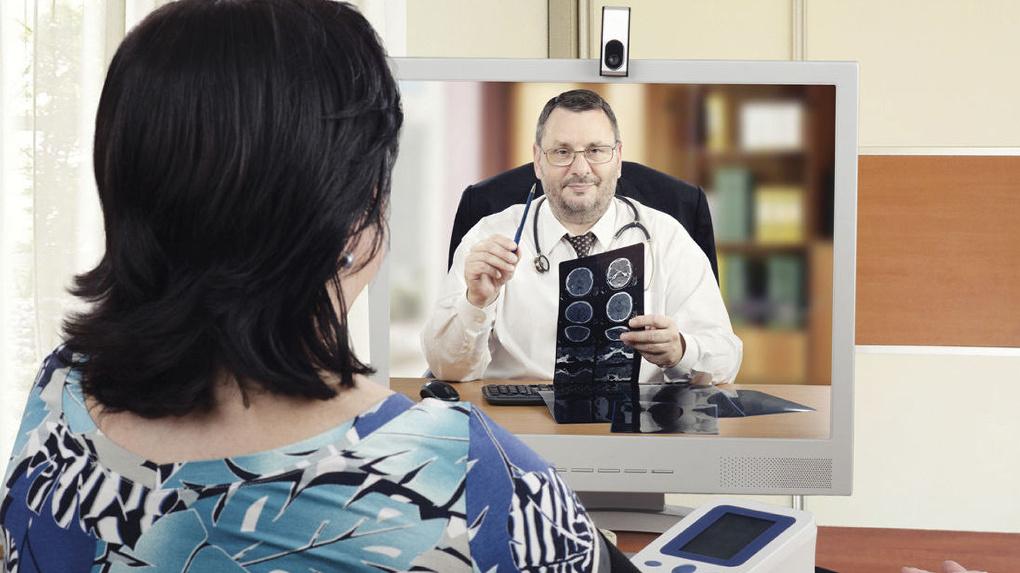 Вылечат на расстоянии: к концу года к цифровой медицине подключат все больницы