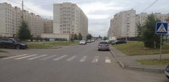 Активисты проверили пешеходные переходы вблизи учебных заведений