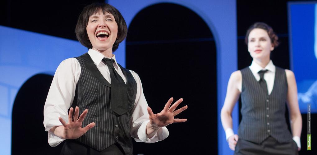 «Игроков» Гоголя показали на сцене Тамбовского драмтеатра
