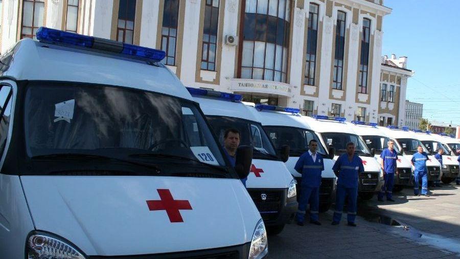 На Тамбовщине обновят парк машин скорой помощи и школьных автобусов