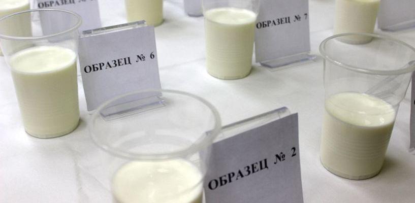 Тамбовские специалисты нашли фальсификаты среди молока и творога