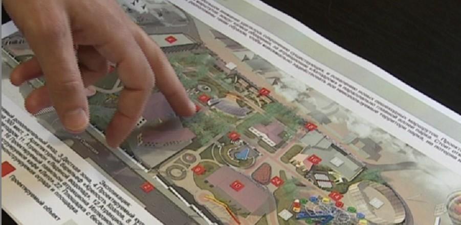 Отремонтированный парк культуры мичуринцы смогут оценить уже этим летом