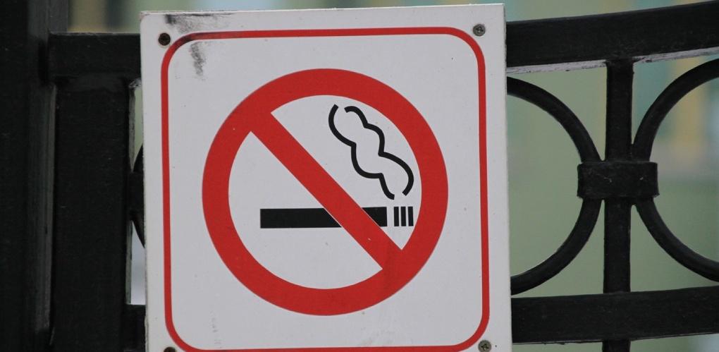 В области восемь тамбовчан курили в неположенном месте и были пойманы сотрудниками полиции