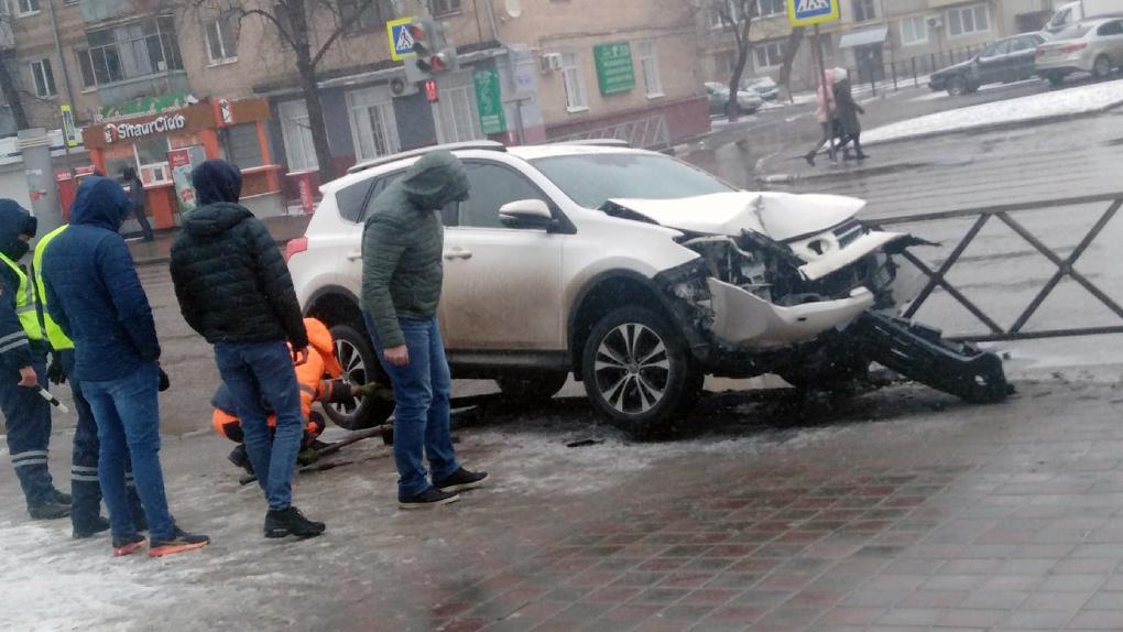 В Тамбове запретят левый поворот на перекрестке Советской и Полковой