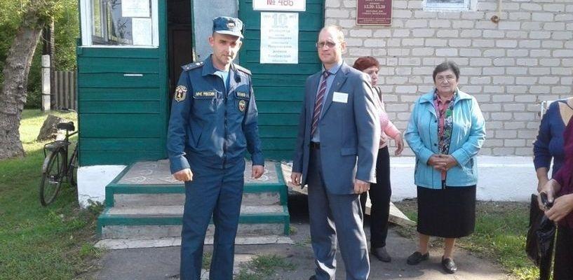 Выборы в Тамбовской области прошли без происшествий
