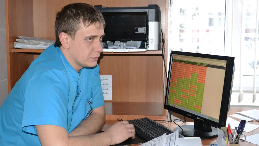 Во второй поликлинике внедряют электронную очередь на лабораторные исследования