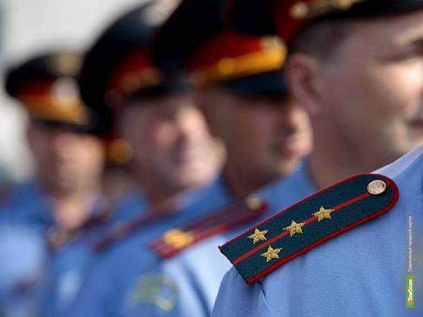Избирательные участки Тамбовщины будут охранять свыше 3 тысяч полицейских
