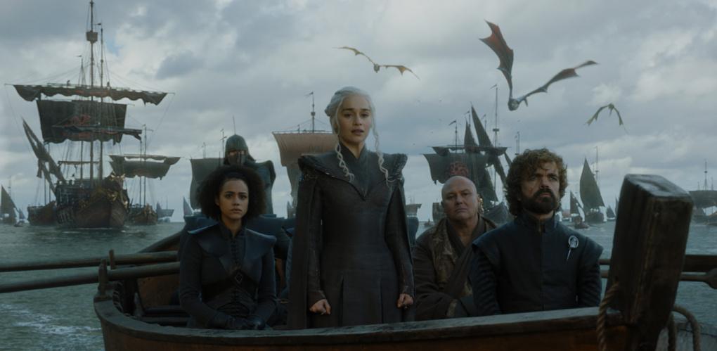 Новая серия «Игры престолов»: Зима пришла