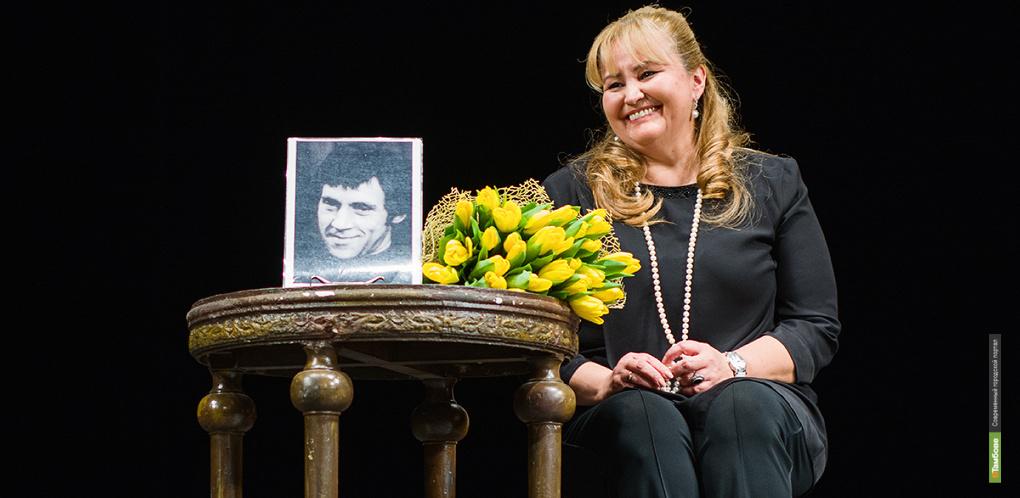 Он любил Марину. А она любила Владимира Высоцкого
