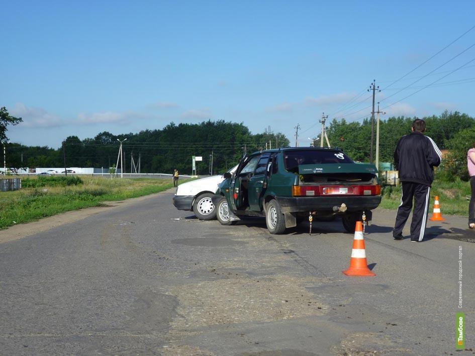 За неделю в ДТП на Тамбовщине погибли 4 человека
