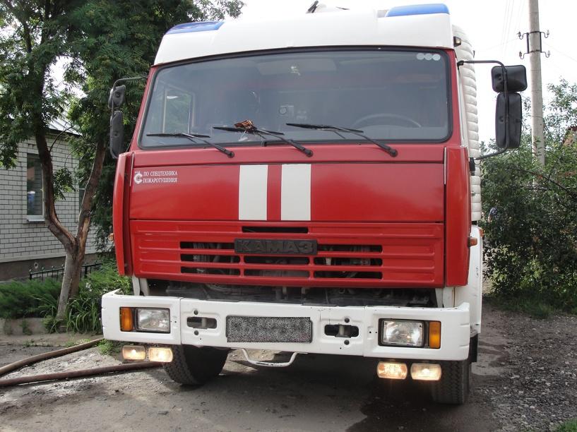 При пожаре в Инжавинском районе погиб человек
